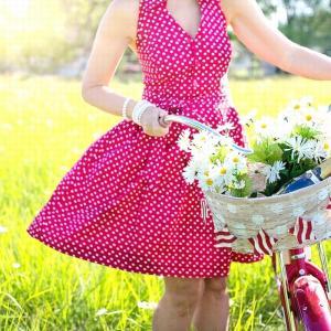 女子のロードバイク選び!最初の自転車は10万円のシマノSORAで充分。