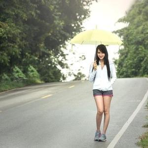 【レインジャケット】ストライクトレイルフーディー雨風雪対策。