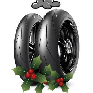タイヤは育たない