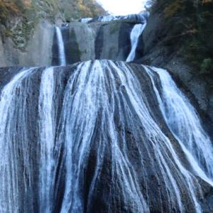 日本三代瀑布 袋田の滝