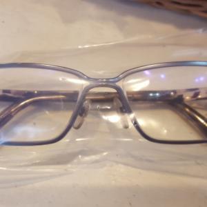 メガネは修理をしながらいつまでも。