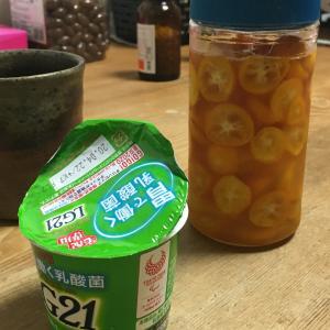 金柑の蜂蜜漬け(その2)STAY HOME