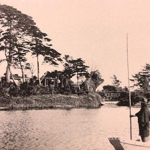 水神前の庚申堂(狛江市元和泉)