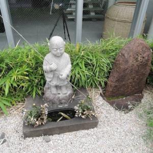たんきり子育地蔵尊(新宿区愛住町)