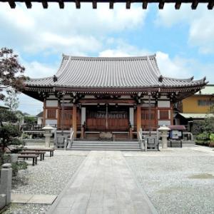 清光寺の庚申石仏(北区豊島)