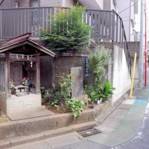 篠ケ谷戸の庚申塔(板橋区赤塚)