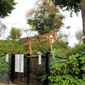 白山神社の庚申塔(文京区白山)