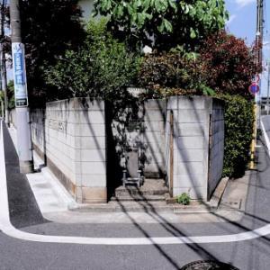 大田町境辻の馬頭観音(練馬区大泉学園町)
