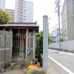 棚橋の地蔵(練馬区北町)
