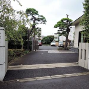 誠心寺の庚申塔(江戸川区江戸川)