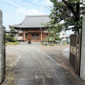 金蔵寺の石仏(江戸川区江戸川)
