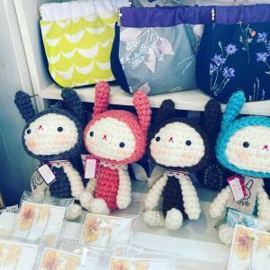 rinさんの編みぐるみ