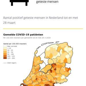 オランダ コロナウイルス 4000ユーロの補助金について