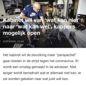 オランダ 移住サポートのご感想頂きました (飲食ケータリング業)
