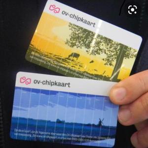 オランダ   便利情報ーオランダの交通カードを到着前に手配する方法