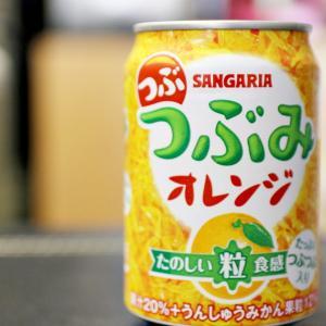 つぶみオレンジ(^_-)-☆
