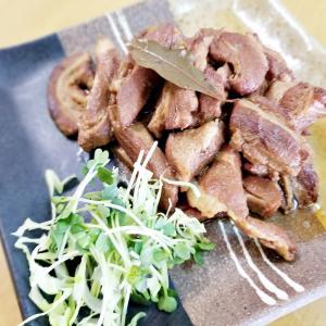 豚肉の甘辛煮込み(^_-)-☆
