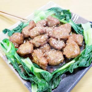 北方名菜『干炸肉丸子』☆