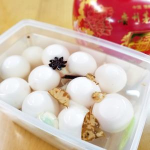 塩水漬け卵(^_-)-☆