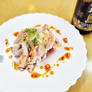 豚のミミの冷菜(^_-)-☆