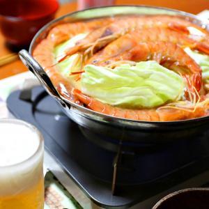 休日の海鮮鍋(^_-)-☆