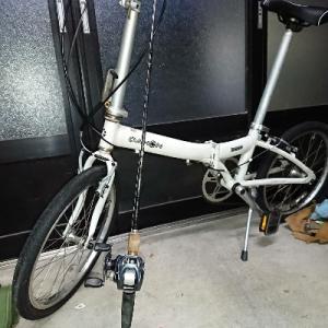 自転車の修理が終わった‼️