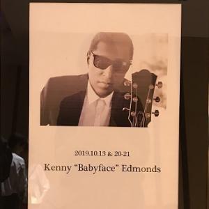 『Kenny 'Babyface' Edmonds live』