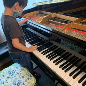 年長ピアノ王子の限りなく興味津々の巻