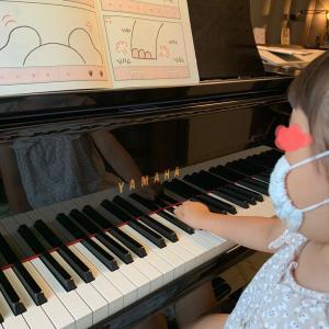 絶対音感コース 3歳さん ピアノ体験レッスン