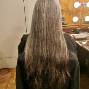 髪を切って「ヘアドネーション」