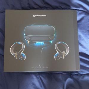 最新VRシステムOculus RiftSで長い冬を乗り切る!その1
