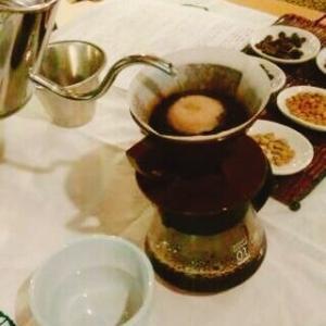 第2回 spacial coffee講座×hako.no.panのおいしいパン 無事終了!