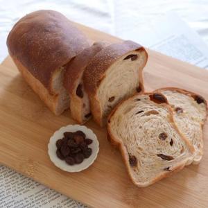有機レーズン ぶどう食パン