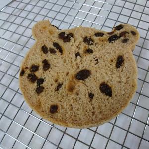 そして生徒さんのぶどう食パン