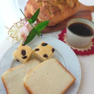 米粉100%食パンと米粉のお菓子、そしてフォカッチャ