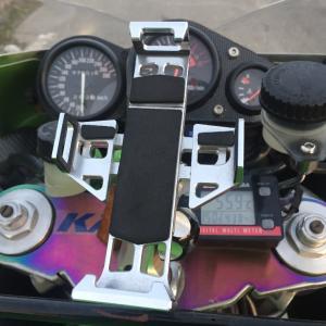クラッチ板交換後 試運転