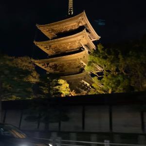 東本願寺と京都駅近くの三つの神社