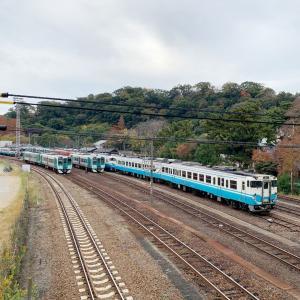 徳島城とJR徳島駅
