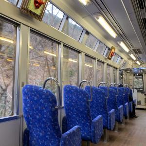 叡山電鉄にのって12年ぶりの鞍馬寺