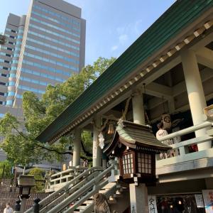 白神社さん秋の例大祭
