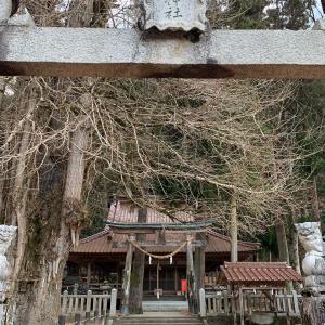 筒賀大歳神社といえば