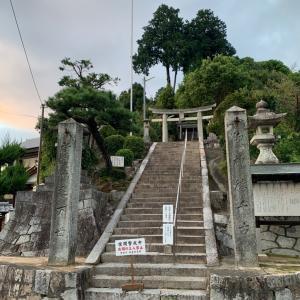 狐瓜木神社(くるめぎじんじゃ)
