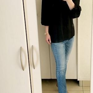 【コーデ】 コーデ要らずでサラッと着れるプチプラブラウス