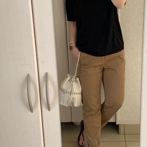 【休日コーデ】 上下おじさんアイテム☆着心地最高な値下げになった+Jポロシャツ