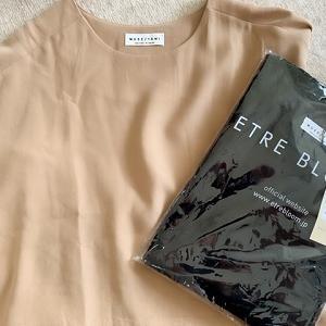 Tシャツ感覚の秋ブラウス☆2色ゲット