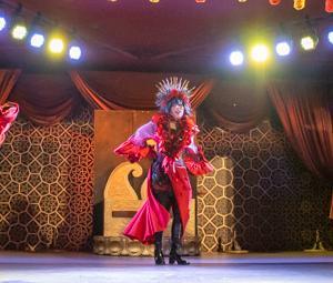 【USJ】かっこいい女性ダンサーさん【ゾンビ・デ・ダンス】