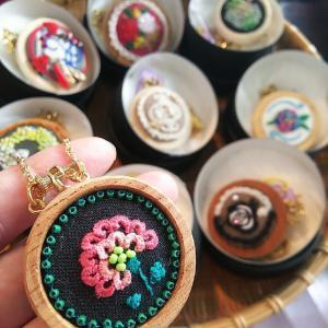 luriblossomさんの 刺繍の魅力