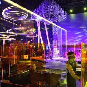 【バンコクのカラオケ】バンコクポストによると夜の娯楽施設の営業は再開されたものの・・・