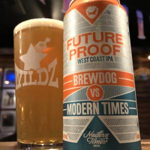 BrewDog VS Modern Times Future Proof