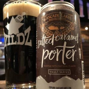 Cascade Lakes Brewing Salted Caramel Porter